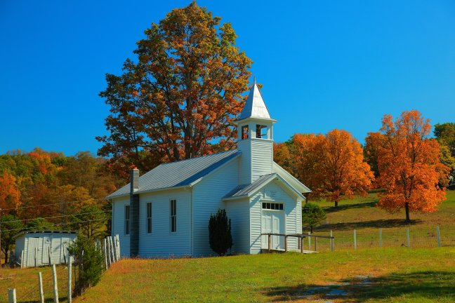 Country-church-bright-sunny-autumn-day_-_West_Virginia_-_ForestWander.jpg
