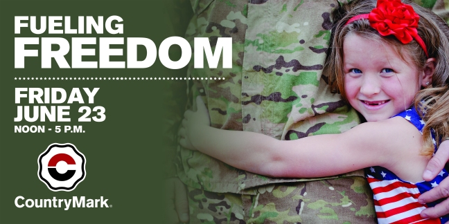 2017 Fueling Freedom Banner